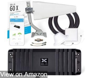 GO X 100 dB Single-Carrier Cell Phone