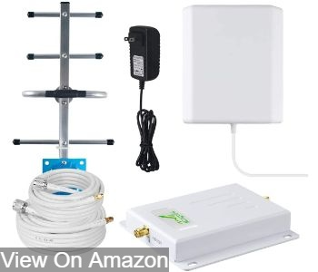 Mingcoll Cell Phone Signal Booster