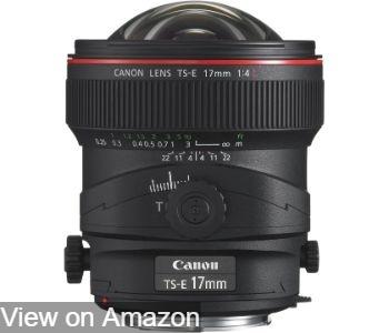 Canon TS-E 17mm f/4L UD Aspherical